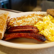 Sausage & Eggs Platter