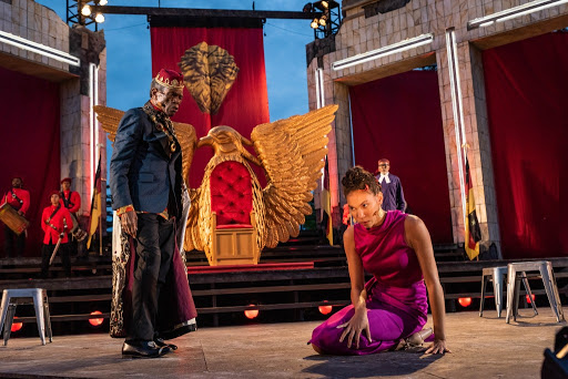 André De Shields is every inch a king in St. Louis Shakespeare Festival's King Lear