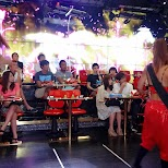 first show at the Robot Restaurant in Kabukicho in Kabukicho, Tokyo, Japan