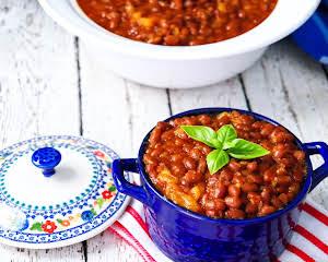 Bourbon Baked Beans