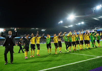 """Dortmund en mode """"tiki-taka"""""""