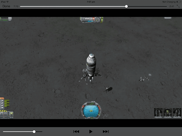VW for Kerbal Space Program Screenshot