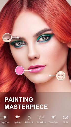 Face Makeup Camera & Beauty Photo Makeup Editor Apk apps 3