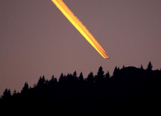 Raggio supersonico sul monte di lexa