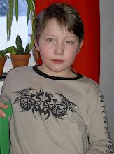 Photo: Albin som är maria o rogers andra barn