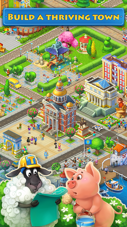 Township- screenshot