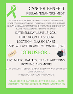 Cancer Benefit for Keelan
