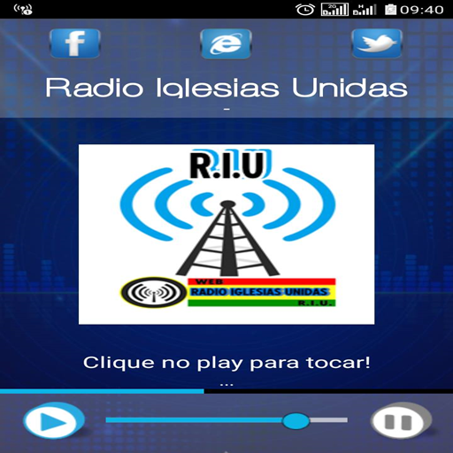Radio Iglesias Unidas- screenshot