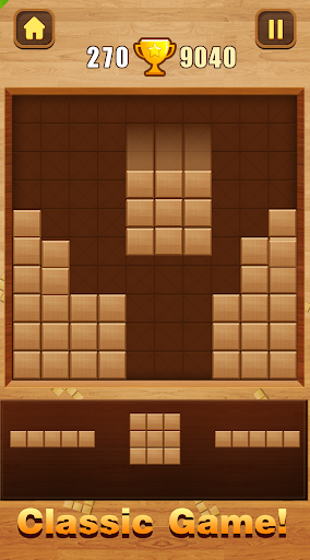 Wood Block Puzzle 1.8.0 screenshots 3