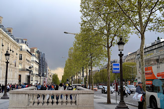 Photo: Champs Elysees