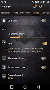 Bat LGHome Theme for LG G6 G5 V30 G4 G3 V20 K10 - náhled