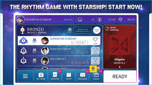 SuperStar STARSHIP  screenshots 2