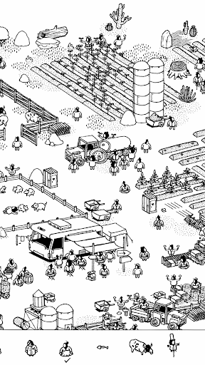 Hidden Folks - screenshot