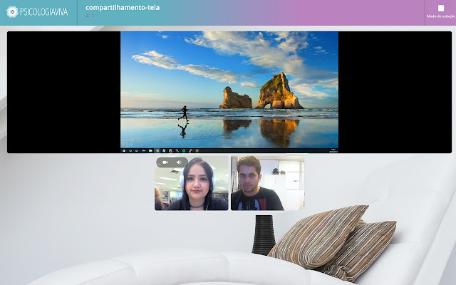 Psicologia Viva Compartilhamento de tela