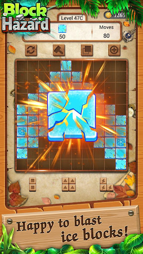 Block Hazard - Creative Block Puzzle Games - screenshot