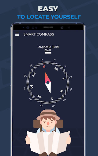 Compass Pro For Android: Digital Compass Free 1.0.8 app download 6