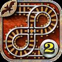 Rail Maze 2 : Train puzzler icon