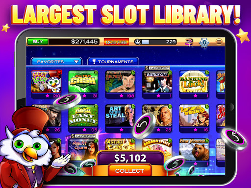 High 5 Casino: The Home of Fun & Free Vegas Slots  screenshots 10