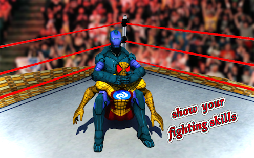 [Download Grand Superheroes Ring Battle for PC] Screenshot 14