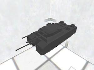 陸上巡洋艦P1000Ratte