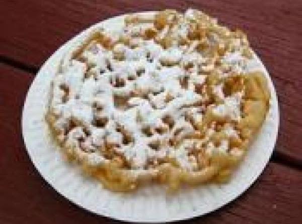 Jodie's Funnel Cake Recipe