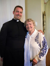 Photo: Fr. Peter Lenox, and Marie Lenox