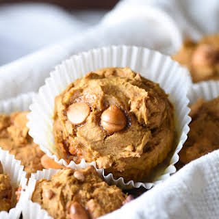 4-Ingredient Pumpkin Spice Muffins.