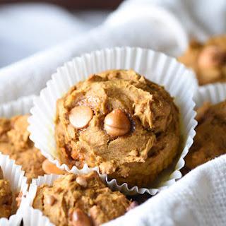 4-Ingredient Pumpkin Spice Muffins.