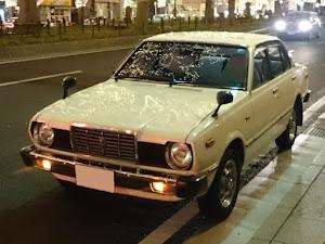 スプリンター  KE65 昭和53年式 1300DXのカスタム事例画像 カルさんさんの2020年12月05日14:00の投稿