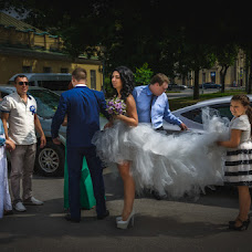 Wedding photographer Roman Yakovlev (ruav66). Photo of 12.10.2014