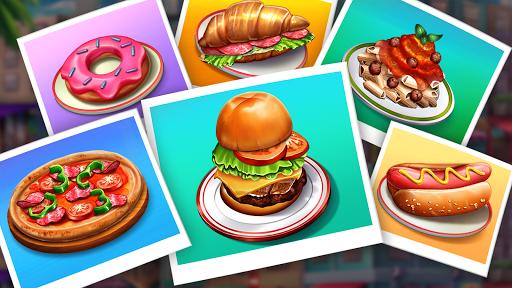Cooking Urban Food - Fast Restaurant Games apkmr screenshots 5