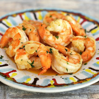 Slow Cooker Garlic Shrimp Recipe