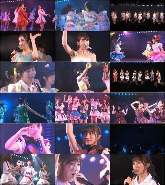 (LIVE)(公演) AKB48 岩本輝雄 「青春はまだ終わらない」 大島涼花の生誕祭 151022