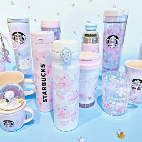 Starbucks日本星巴克 代購文章主圖一