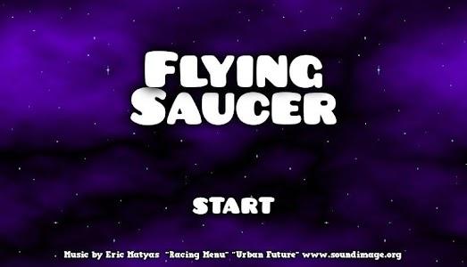 Flying Saucer screenshot 0