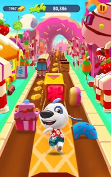 Talking Tom Corrida Do Ouro APK screenshot thumbnail 10