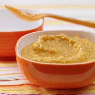 Rice Porridge with Peppers.