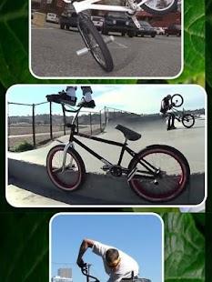 BMX triky nápady - náhled