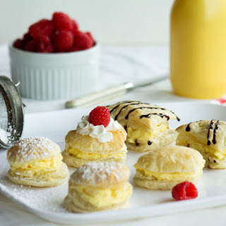 Easy Cream Puffs