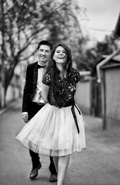 Huwelijksfotograaf Vali Negoescu (negoescu). Foto van 01.05.2017