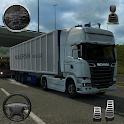 Grand Truck Driving Game - Euro Truck Sim 3D icon