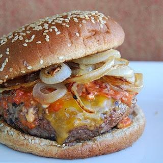 The Southwest Hamburger