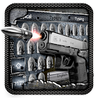 Rifle Bullet Battle Keyboard Theme icon
