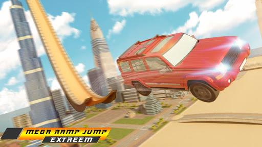 Dubai Car Crime City Grand Race Ramp 1.0 screenshots 1