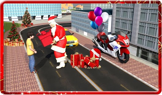 Santa Claus Gift Delivery Simulator - náhled