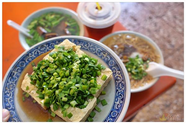 游翁韭菜臭豆腐-特色的現炸韭菜臭豆腐!還有大腸麵線和豬血湯等小吃!