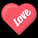 Frases y mensajes de amor icon