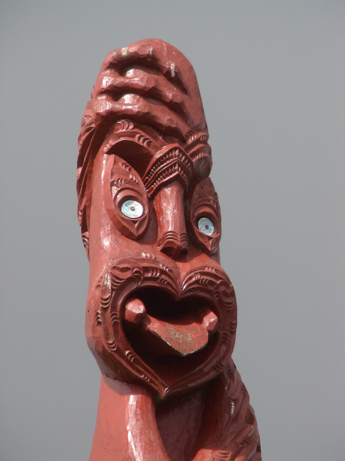 Photo: Maori Kunst