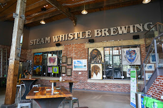 Photo: Steam Whistle Brewery