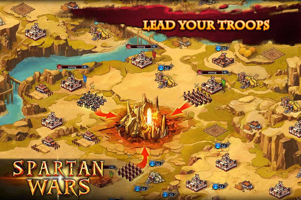 Spartan-Wars-for-Tango 19